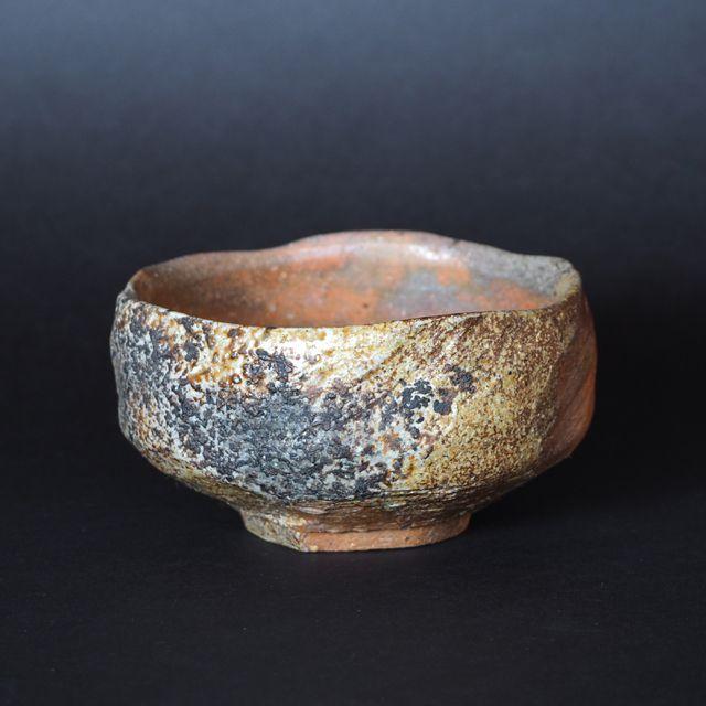 備前焼末石窯抹茶碗
